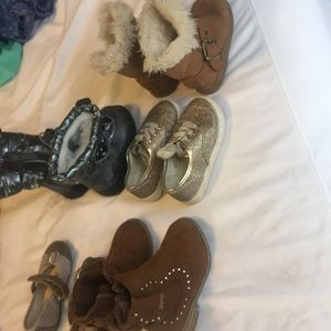 Other - Lot of size 6 girl shoes